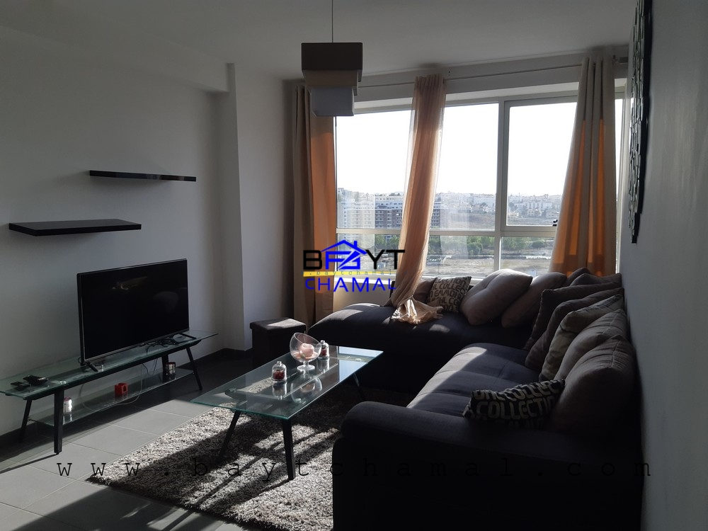 Agréable appartement à louer à Tanger City Center
