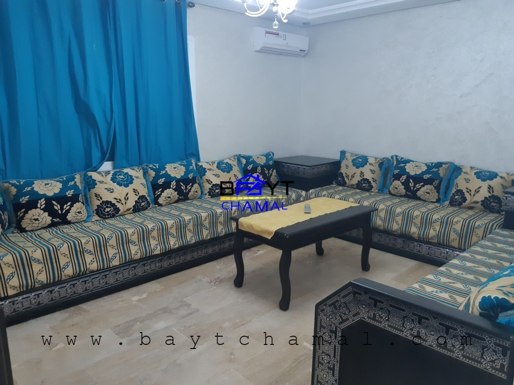 Location Appartement à Moulay Ismail centre ville