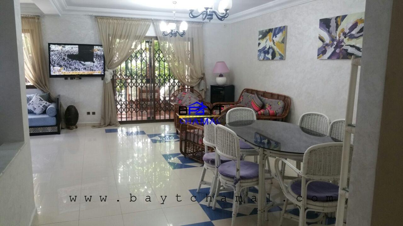 Magnifique Villa à louer à Marina Smir