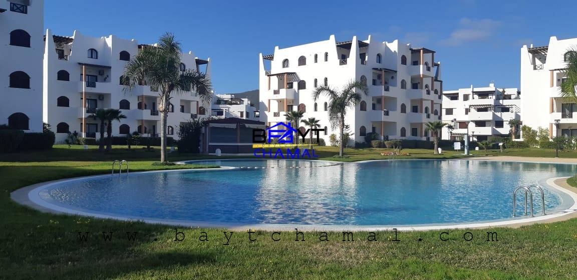 Location Appartement à La Cassia Cabo Negro