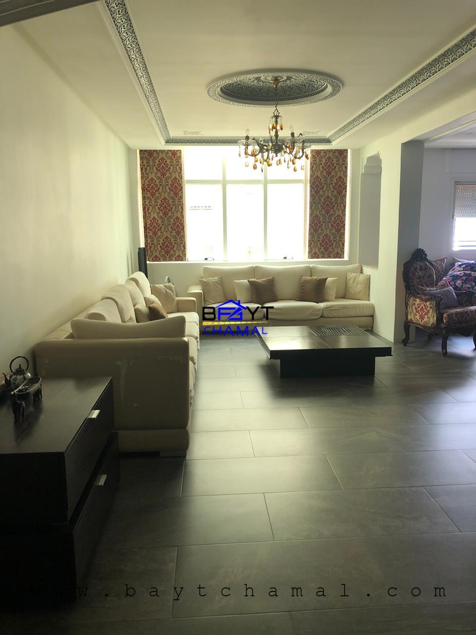 Magnifique appartement à vendre à Av. Beethoven TANGER