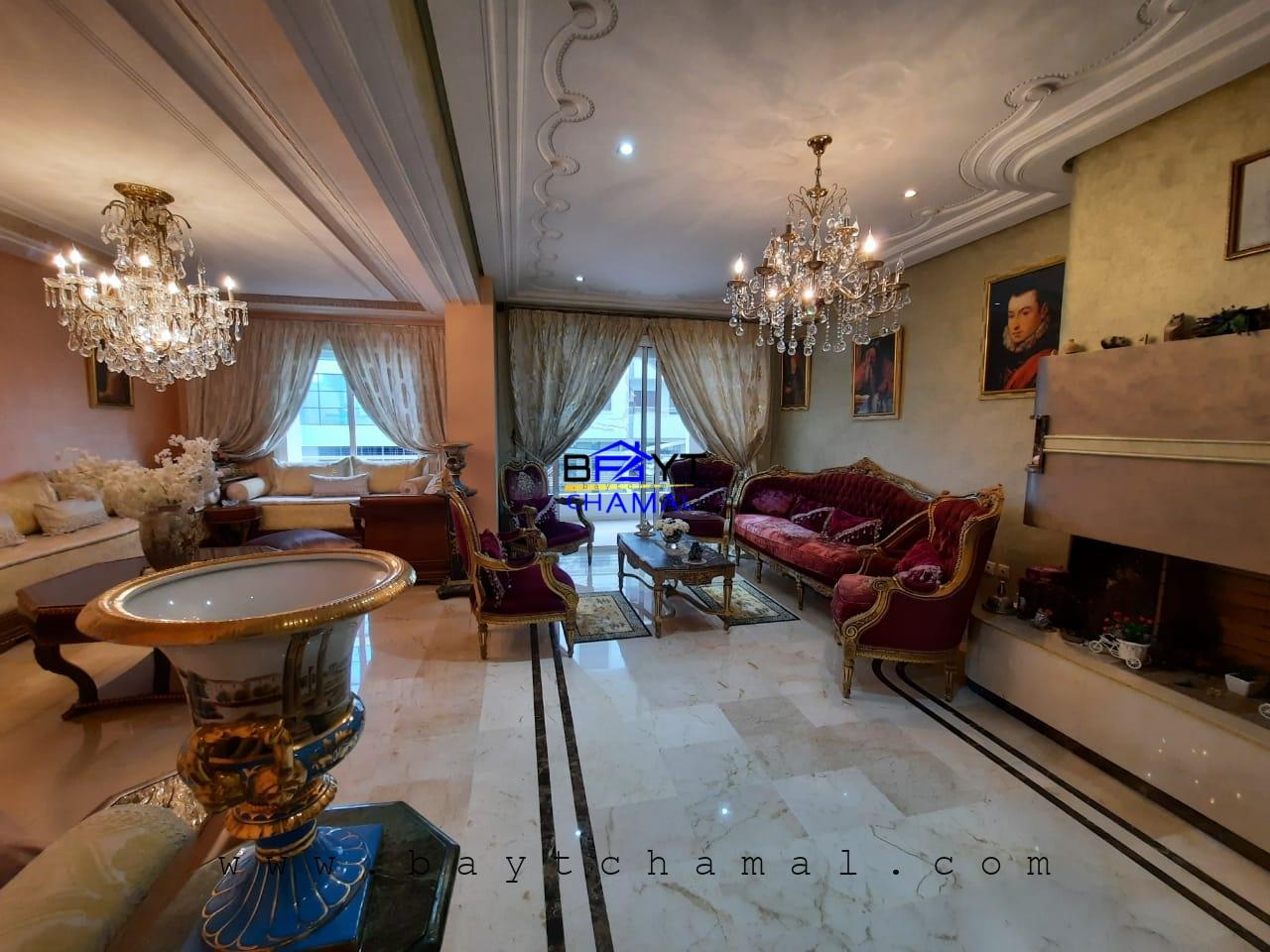 Appartement de rêve prés la Wilaya Tanger