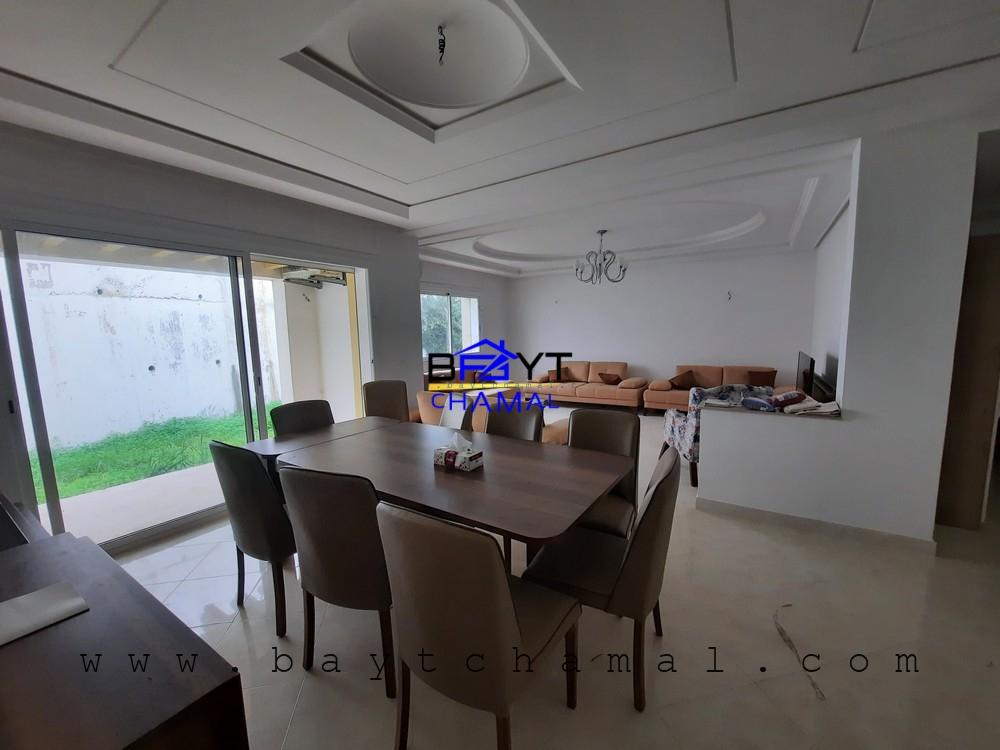 Location Appartement meublé à Jbel Kbir