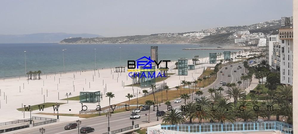 Duplex vue sur mer à vendre à Malabata